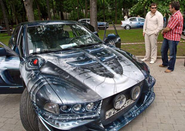 ГИБДД прописала требования к переделанным автомобилям