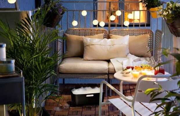 17 способов превратить крошечный балкон в cамое уютное место на земле
