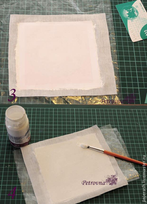 Переводим рисунок на ткань