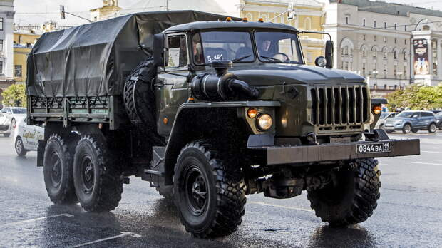 Автомобиль Урал-4320: история грузовика-старожила
