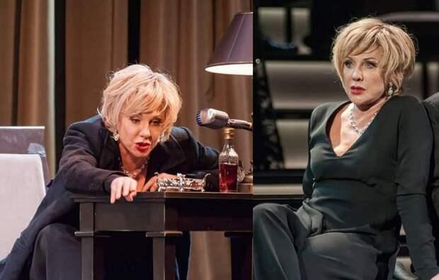 Елена Яковлева выступила в театре «Современник» спустя два года после смерти Галины Волчек