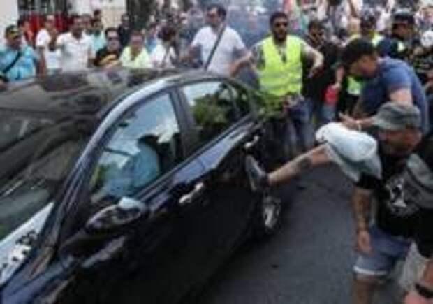 Uber прекратил работу в Барселоне