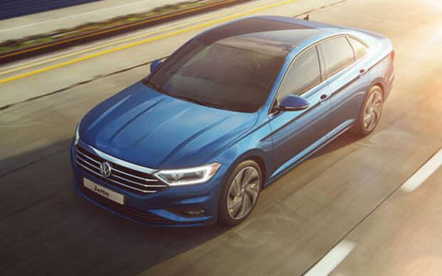 Новый VW Jetta для России — первые подробности