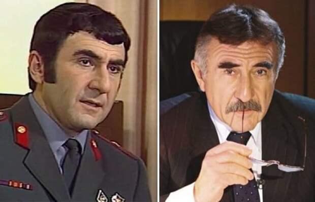 Леониду Каневскому исполнилось 82