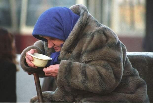 Выбрали нищету: правительство ожидает ухудшения жизни в России в 2019 году