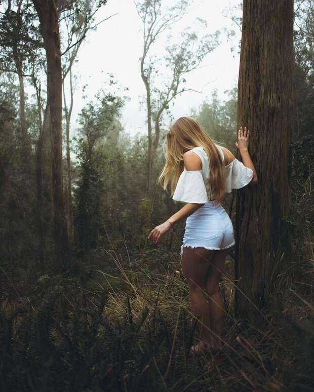 Чувственные фотографии девушек Натаниэля Гердеса