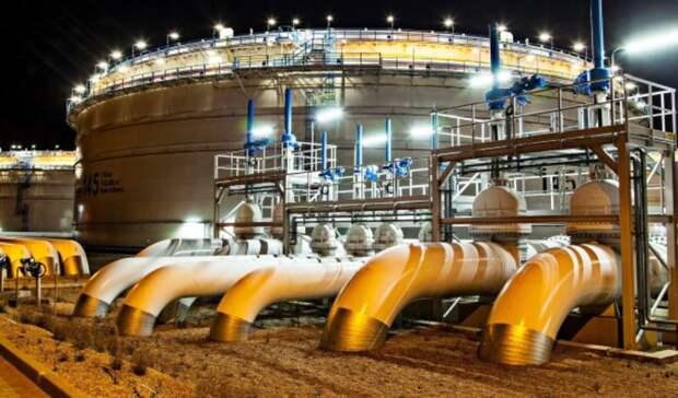 Недельный ремонт магистрального нефтепровода Мозырь-Брест завершен