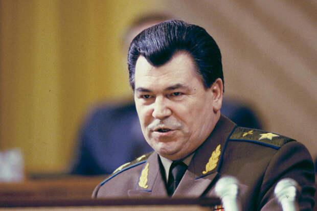 Ушёл из жизни последний министр обороны СССР Евгений Шапошников
