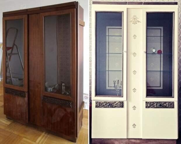 Переделка советской мебели: 10 вдохновляющих примеров