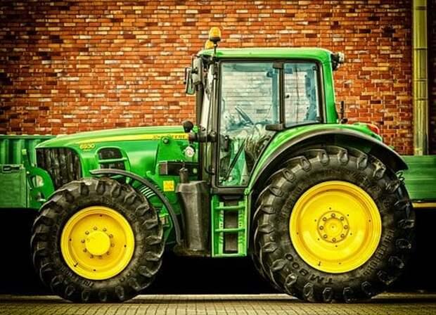 Трактор, Автомобиль, Тракторы