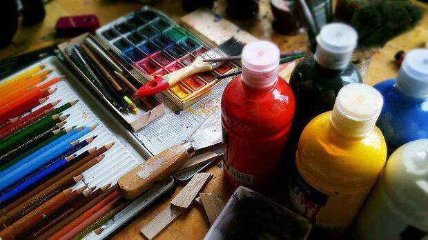 Краски/фото: pixabay.com