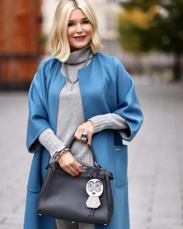 Фото 11 - модный блогер Петра Динерс.