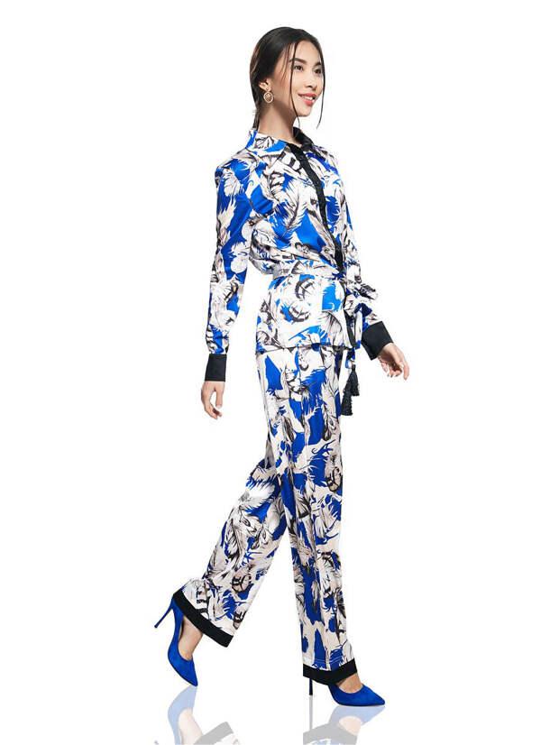 Модные женские костюмы – осень 2019
