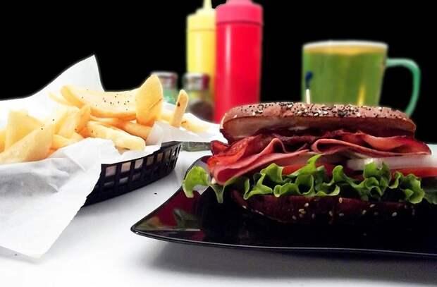 Что будет с телом, если есть плохую еду