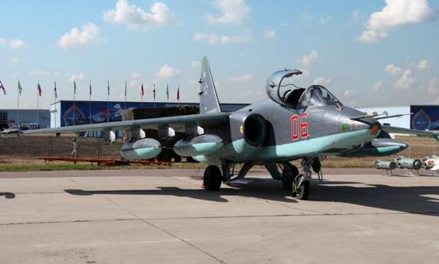 В Грузии анонсировали полет первого отремонтированного Су-25