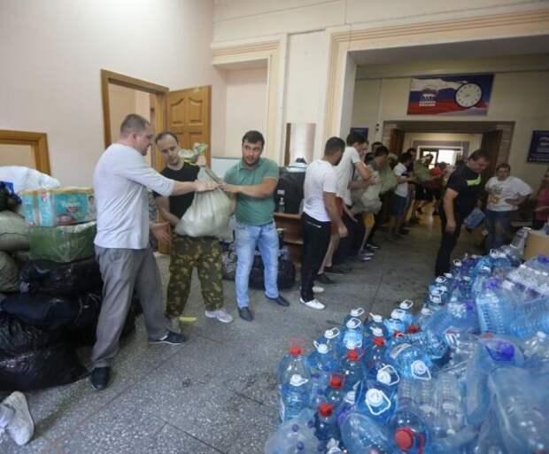 В Иркутской области перепродают гуманитарную помощь пострадавших от паводков