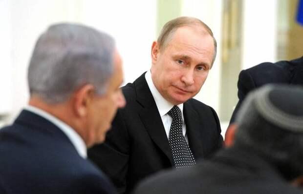 У дружбы России и Израиля есть пределы, за которые Тель-Авиву лучше не выходить
