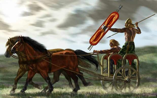 Кто стоит за гибелью Старой Европы, или, «Марш на восток» начался 4600 лет назад?