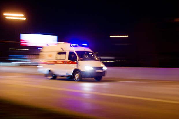Водитель иномарки сбил девушку в Ясном проезде