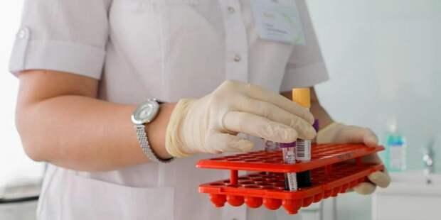 Собянин рассказал о новых столичных лабораториях для выявления COVID-19. Фото: mos.ru