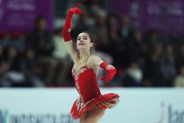 Фигуристка из Ижевска Алина Загитова пропустит соревновательный сезон