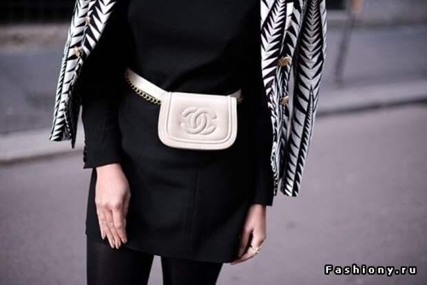 Возвращение Belt Bag или сумка пояс