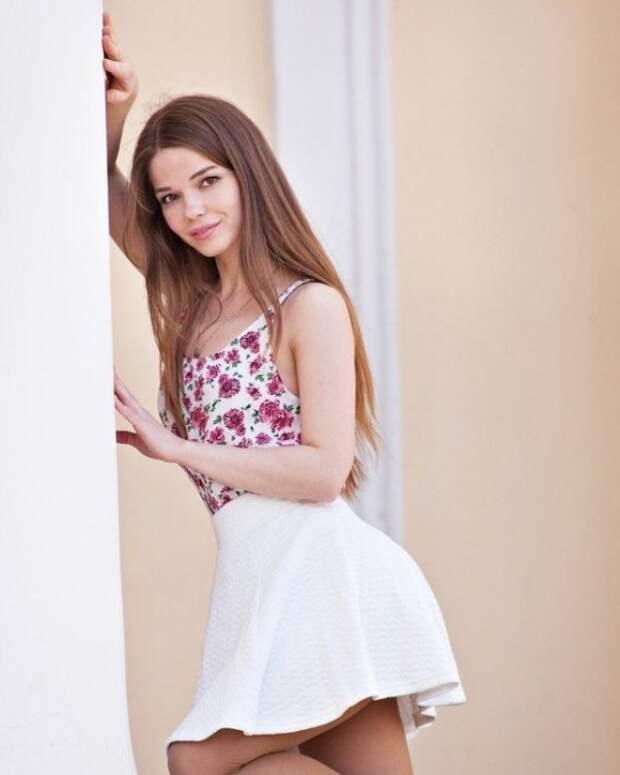 Много фото красивых девушек
