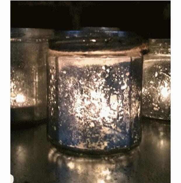 Ртутное стекло своими руками (diy)