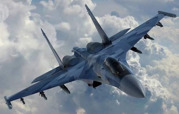 Американский летчик поделился впечатлениями после учебного боя с Су-30