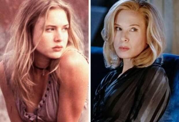 10+ примеров того, как изменились звезды кино со времен своей первой роли