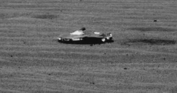 Почему NASA поспешило удалить фотоснимок?