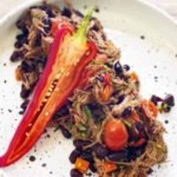 «Чили кон карне» – мясо с фасолью по-мексикански