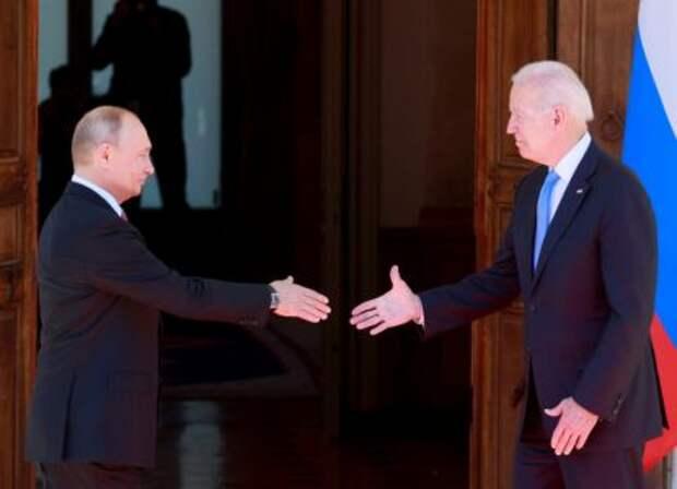 Байден и Путин начали игру. Вполне возможно – большую игру