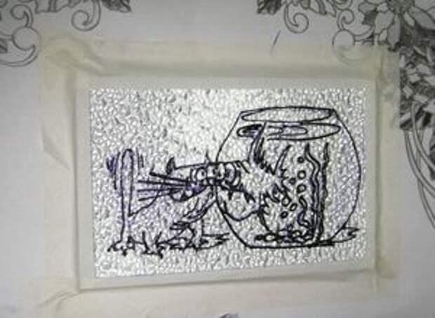 Роспись по стеклу