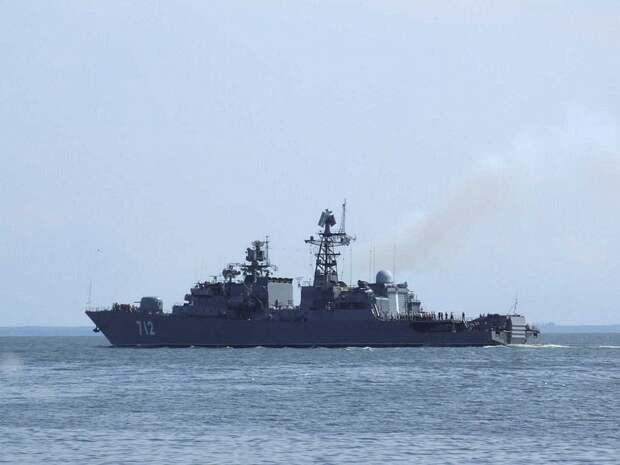 Фрегаты «Ястреб» проекта 11540 – лучшие российские сторожевые корабли
