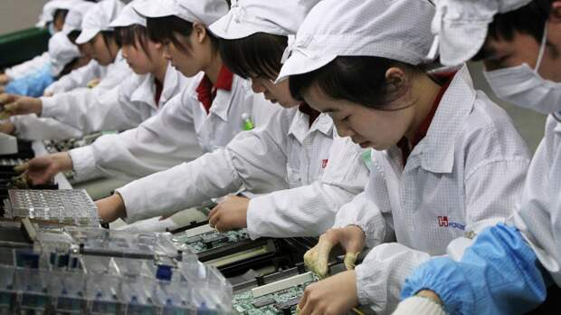 О налогах и пенсии в Китае