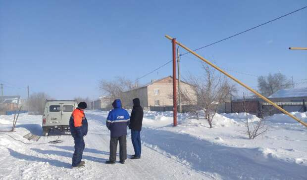 """ООО """"Природа"""" оштрафовали за повреждение газопровода в Светлинском районе"""