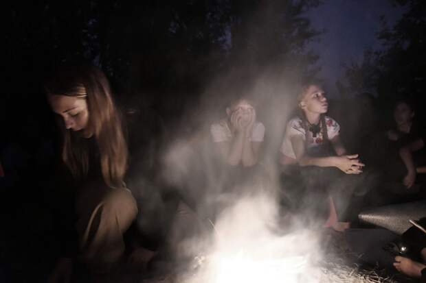 Между войной и миром: украинская молодежь