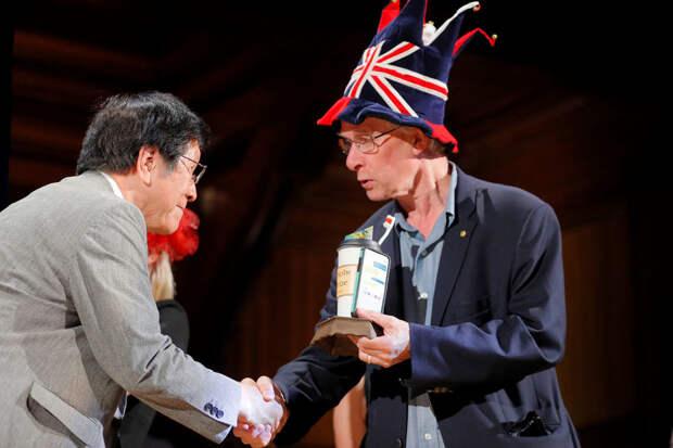 В США вручили Шнобелевскую премию