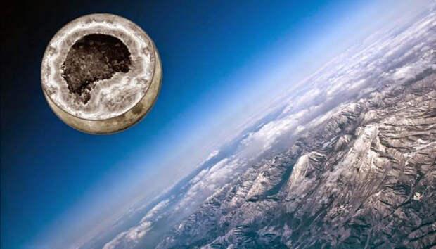 луна, орбита, теория, исследование