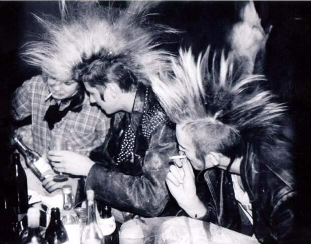 70 искренних фотографий эстонской панк-культуры 1980-х годов 3
