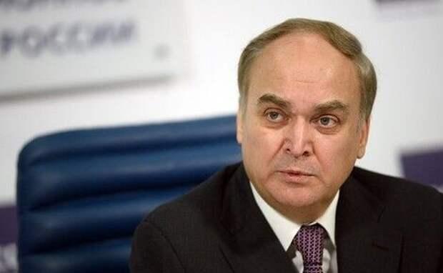 Посол России в США назвал необоснованными санкции против НИИ Министерства обороны