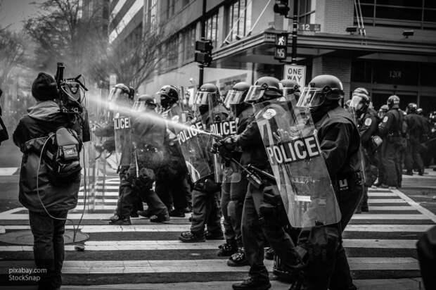 Силовики в США готовятся к бунтам после выборов