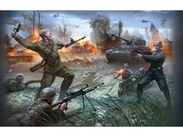 Битва за Кавказ: неожиданный яростный удар