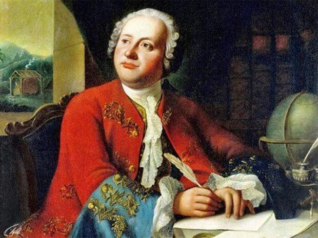 М.Ломоносов о древнерусской истории.