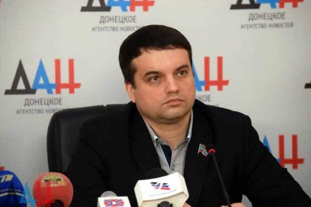 """Киев """"обломает зубы"""" – нардеп ДНР ответил на призыв украинского экс-замминистра «отбить» Донбасс"""