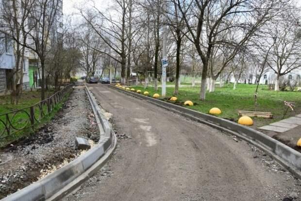 На ремонт в симферопольских дворах выделят 300 миллионов