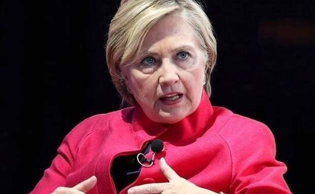 Александр Роджерс: Клинтон открыто призвала демократов к мятежу