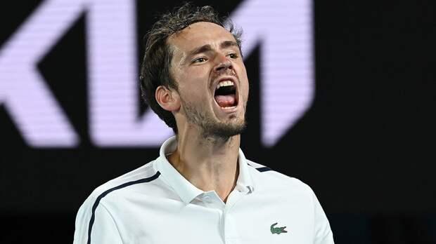 Медведев: «Надеюсь когда-нибудь добраться и до 1-й строчки рейтинга ATP»