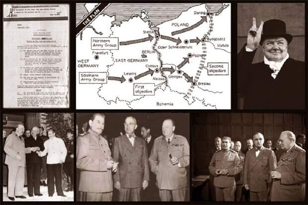 Конец армии преемника Гитлера адмирала Деница